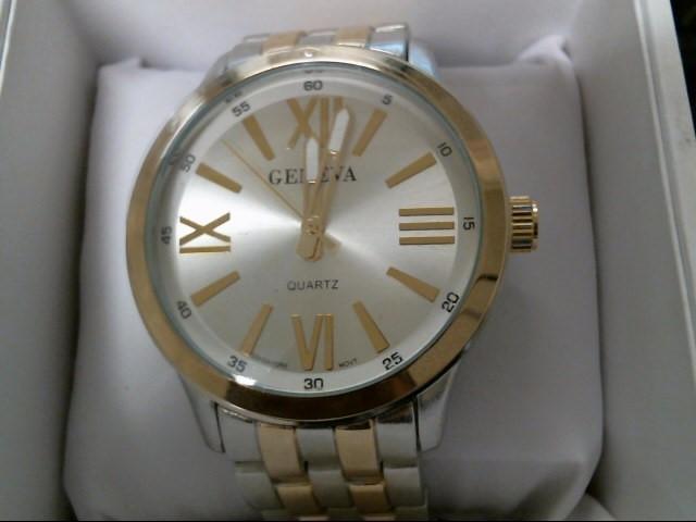 GENEVA LEGEND Gent's Wristwatch QUARTZ 32928