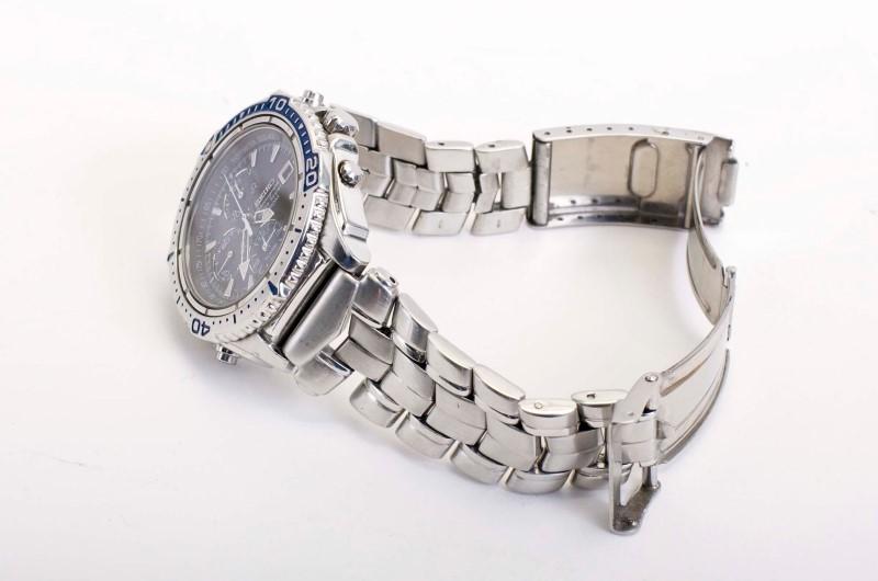 SEIKO Gent's Wristwatch CHRONOGRAPH 200M