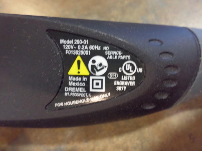 DREMEL MotoTool/Dremel 290-01