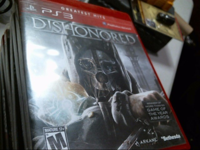 SONY PS3: DISHONORED