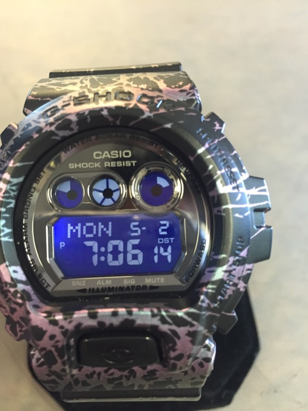 CASIO Gent's Wristwatch GD-X6900PM