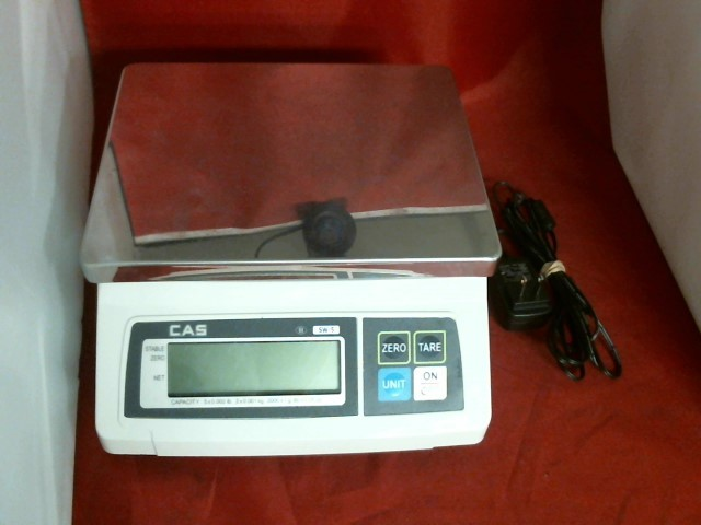 CAS SCALE WEIGHT SW-5