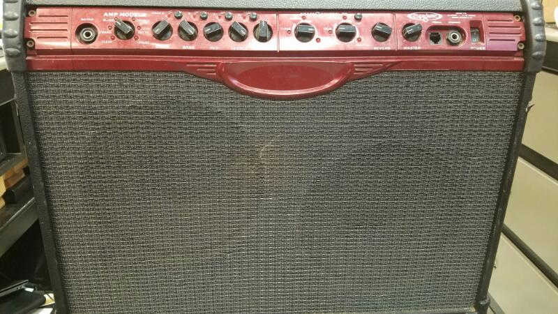 LINE 6 Electric Guitar Amp SPIDER II 210