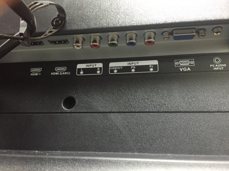 PIXEL Flat Panel Television LE-5028/4K