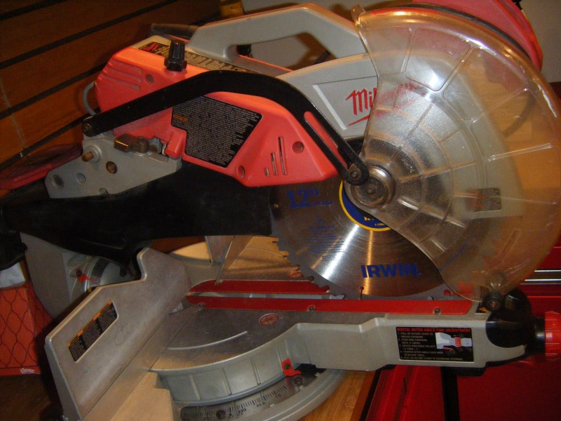 MILWAUKEE Miter Saw 6955-20