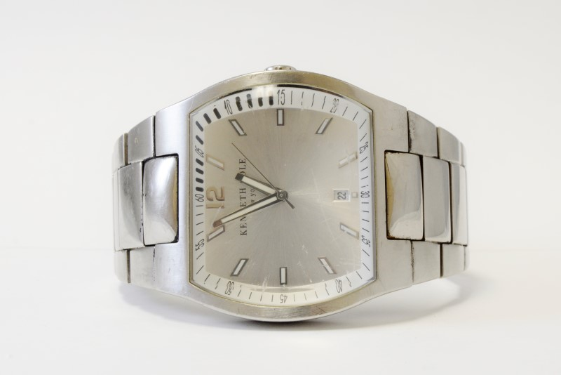 KENNETH COLE NEW YORK MEN'S KC3556 NY CLASSIC TREND STAINLESS WATCH