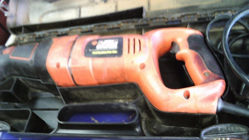 BLACK&DECKER Reciprocating Saw RS500