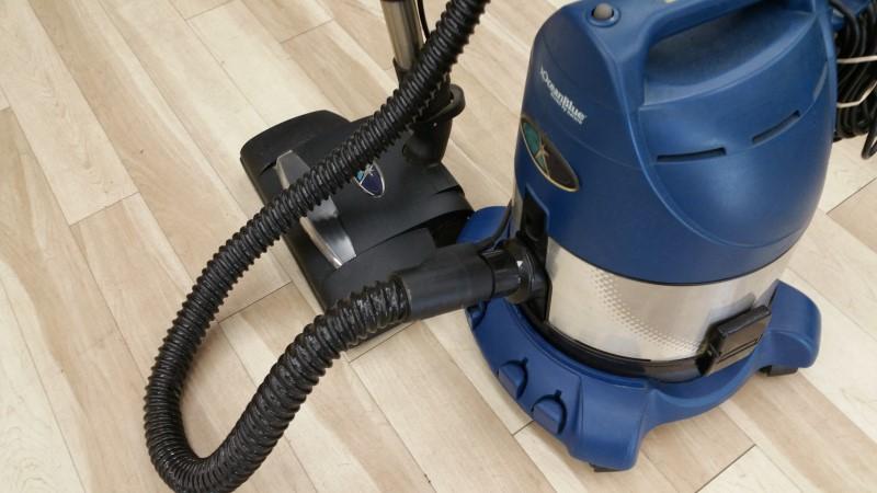 OceanBlue Vacuum Cleaner