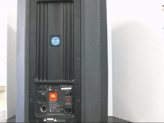 JBL Monitor/Speakers PRX512M