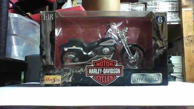 MAISTO DIECAST Harley Davidson Series 6