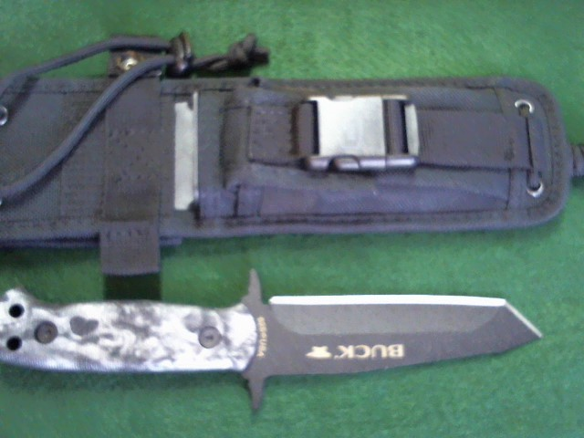 BUCK KNIVES Hunting Knife 0625BKS-B
