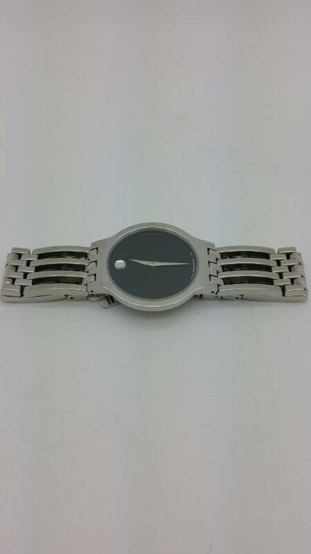 MOVADO 84-G2-1881 NON-GOLD WATCH M'S OTHER WATCH   SILVER