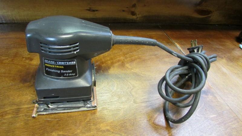 SEARS Vibration Sander 315.277010