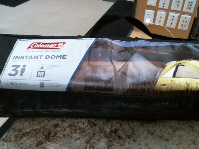 COLEMAN Camping INSTANT CABIN TENT