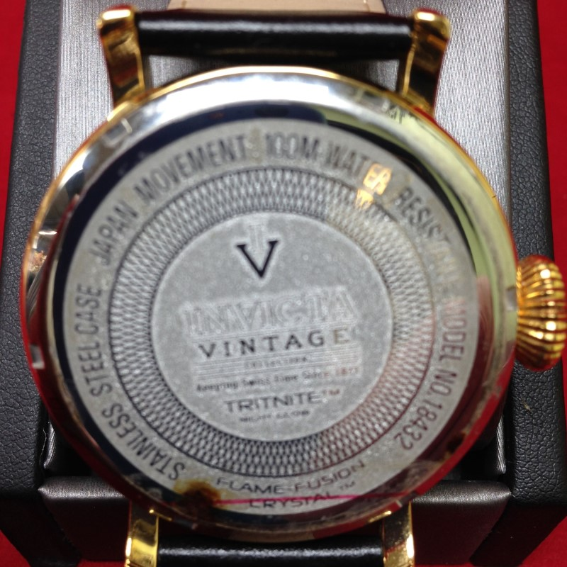 INVICTA Gent's Wristwatch 18432