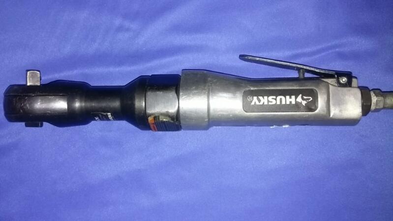 "husky h4110 3/8"" air ratchet"