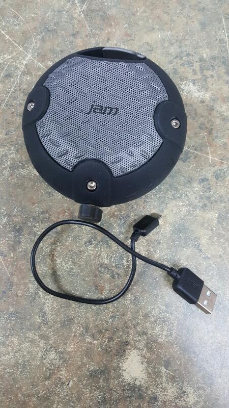 JAM XTERIOR WIRLESS SPEAKER  WITH CHARGER