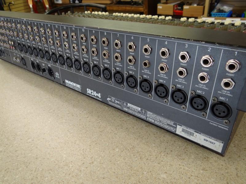 MACKIE Mixer SR24-4