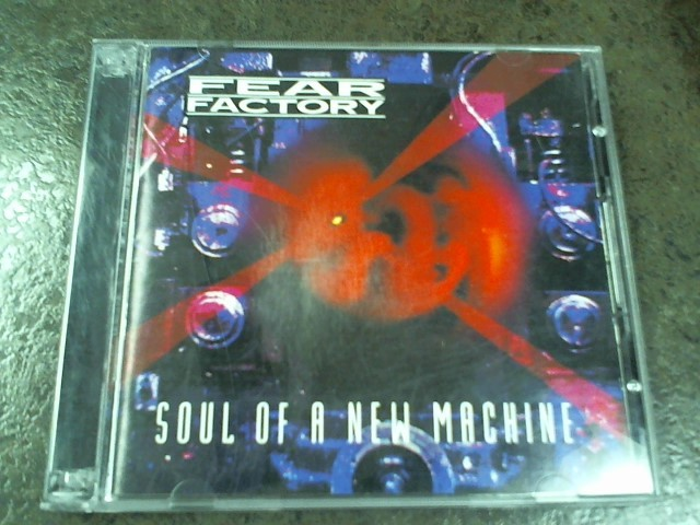 FEAR FACTOR: SOUL OF A NEW MACHINE!