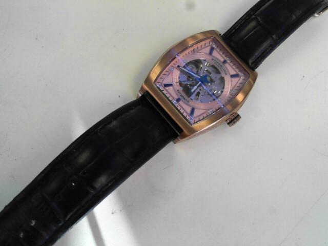 STUHRLING Gent's Wristwatch AUTOMATIC