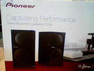 PIONEER Surround Sound Speakers & System SP-BS21-LR