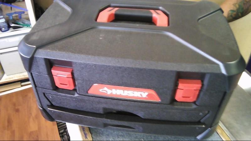 HUSKY Mixed Tool Box/Set 268 PIECE TOOL SET