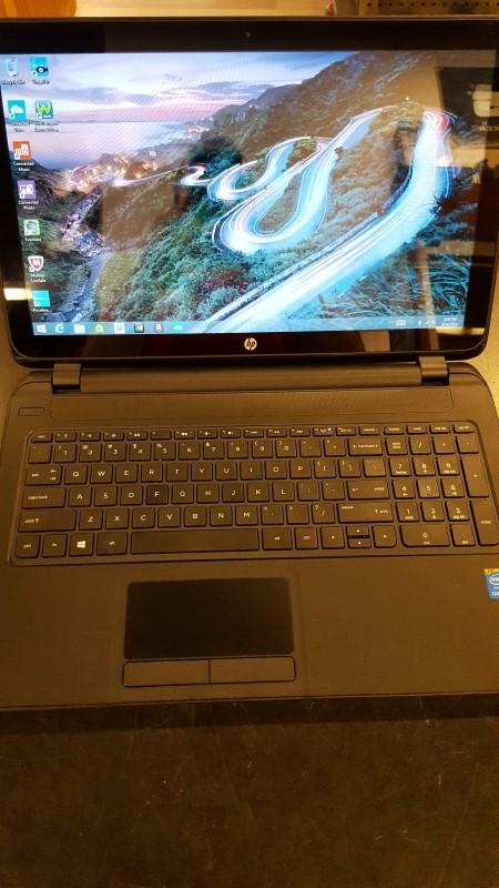 HEWLETT PACKARD Laptop/Netbook 15-F162DX