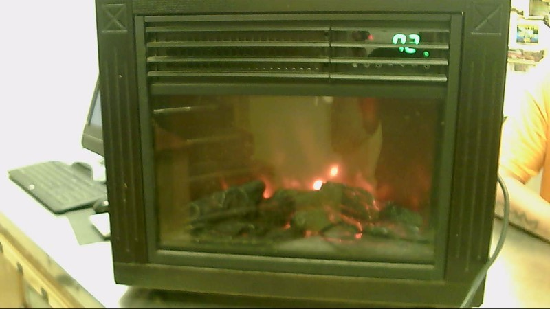 INTERTEK FIREPLACE STYLE HEATER SGH-2001FRP13