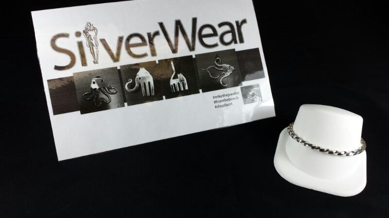 Silver Bracelet 925 Silver 16.3g