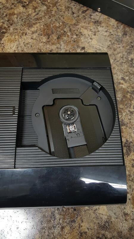 Sony PlayStation 3 Super Slim 500gb Black Console, PS3 (CECH-4301C)