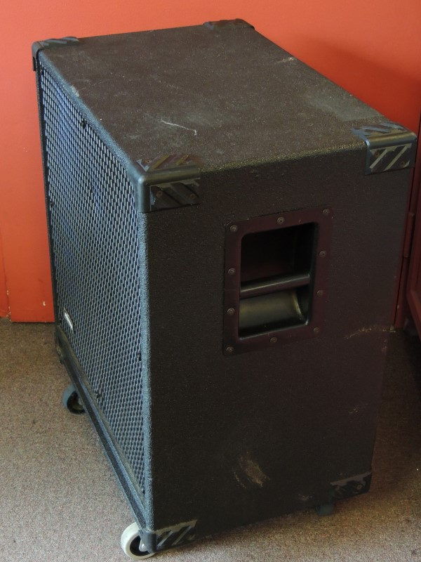 AVATAR SPEAKERS Bass Guitar Amp 410 BASS CABINET 4x10