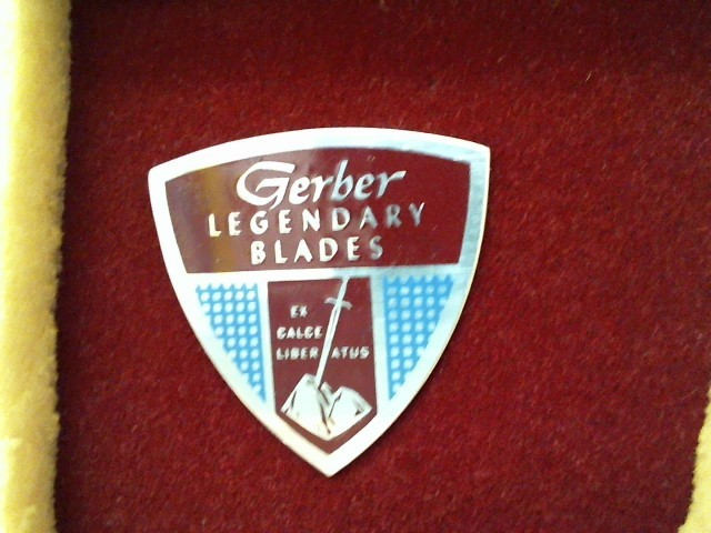 GERBER Kitchen Knife LEGANDRY BLADES