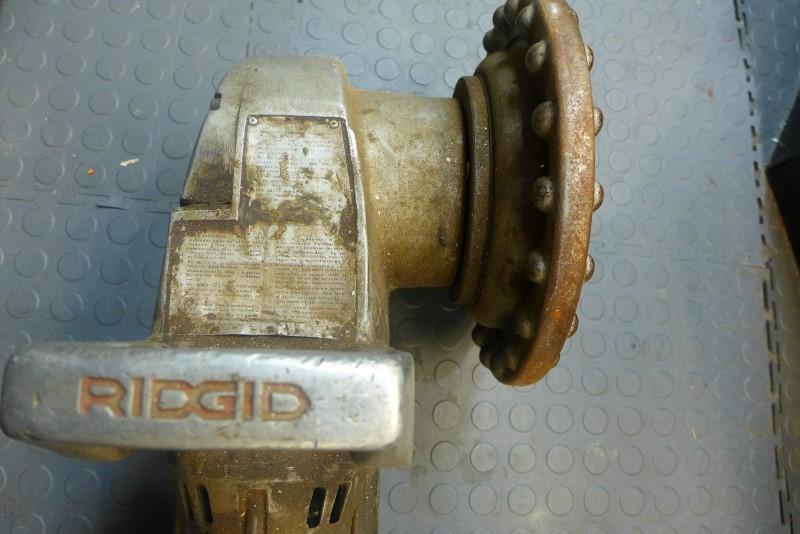 RIDGID NO 270 PIPE THREADER