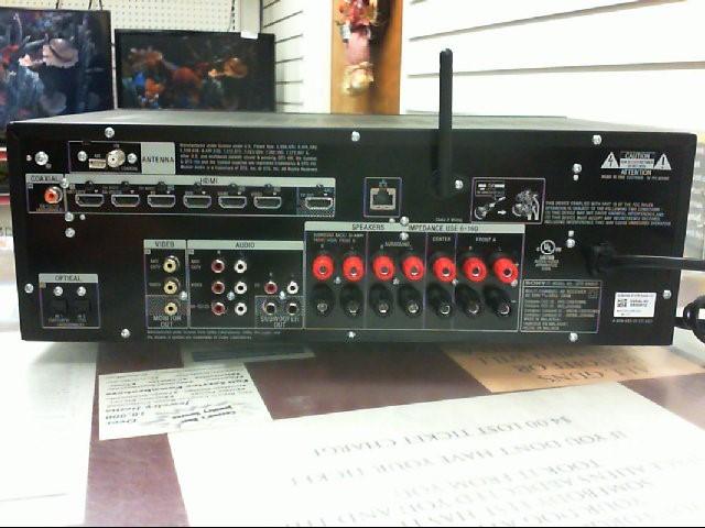 SONY Receiver STR-DN840