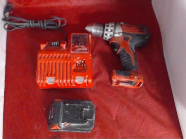 MILWAUKEE Cordless Drill 2601-20