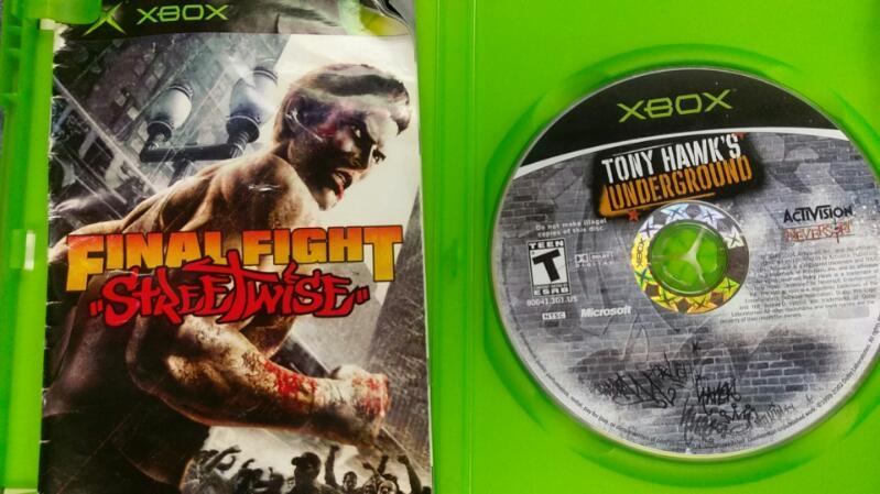 Tony Hawk Underground, Xbox