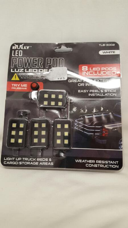 BULLY LED Power Pod TLB-3002