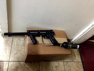 TIPPMANN Paintball 98 CUSTOM