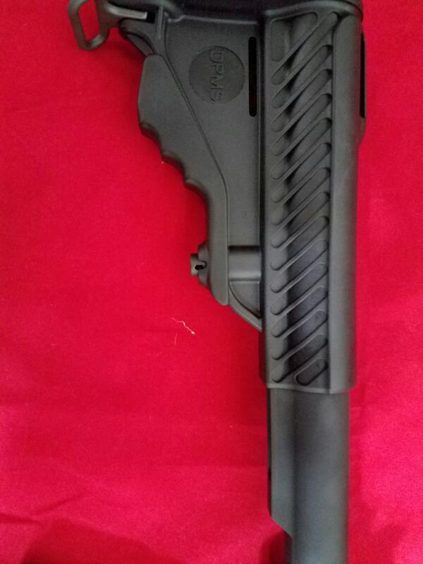 DPMS PANTHER ARMS Rifle ORACLE