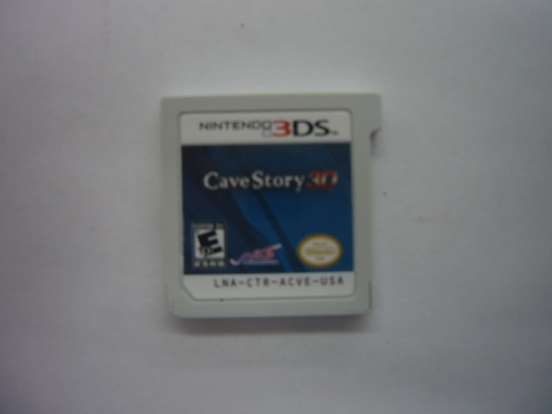 NINTENDO 3DS Game CAVE STORY 3D