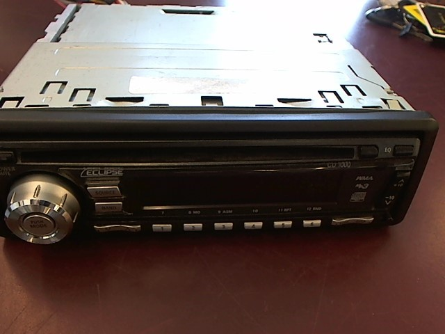 ECLIPSE CAR STEREO CD1000