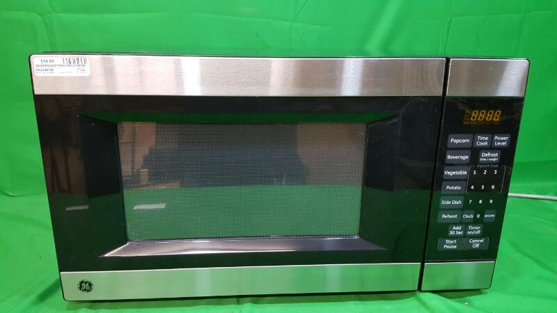 GE Microwave Oven JES1453SS1SS