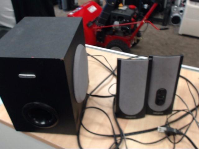 CREATIVE LABS Computer Speakers MF0320