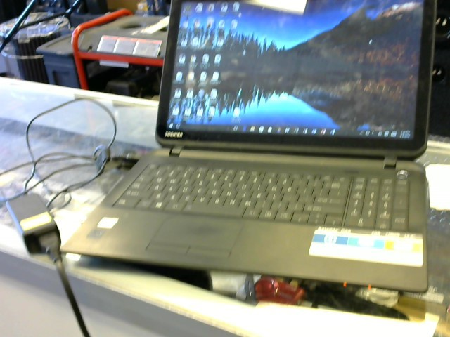 TOSHIBA Laptop/Netbook C55DT-B5245