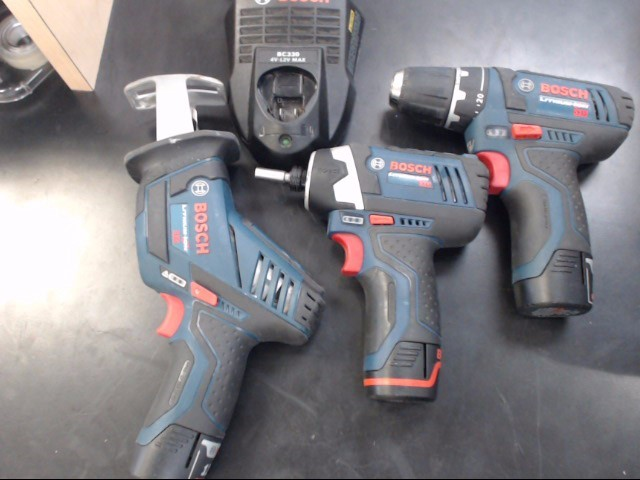 BOSCH Cordless Drill PS41-2A