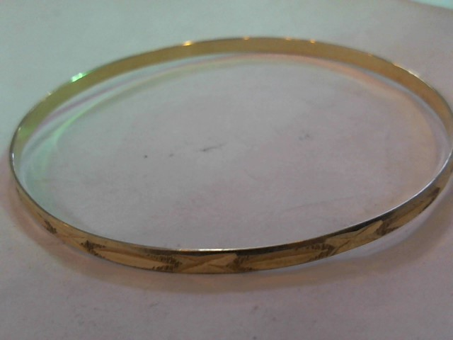 Gold Fashion Bracelet 14K Yellow Gold 5g