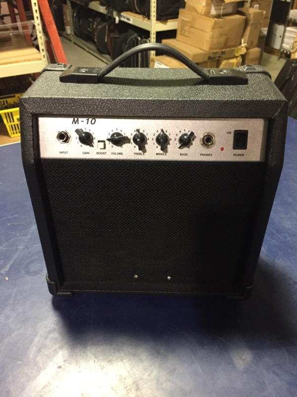 DEAN GUITARS Electric Guitar Amp M10