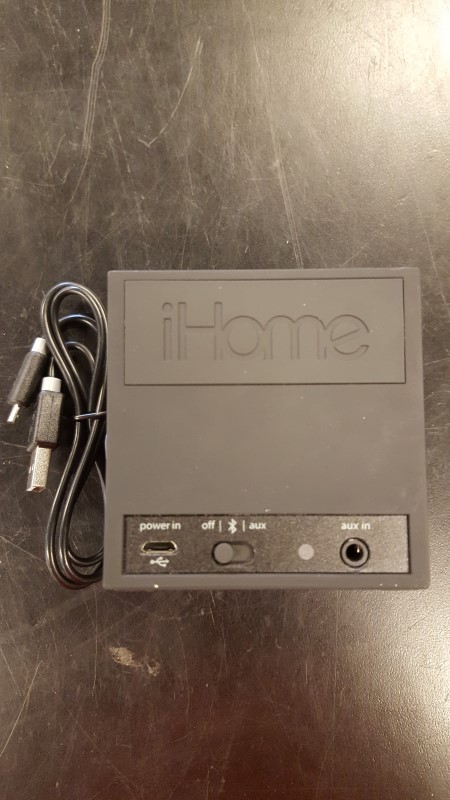 IHOME Speakers/Subwoofer IBT16