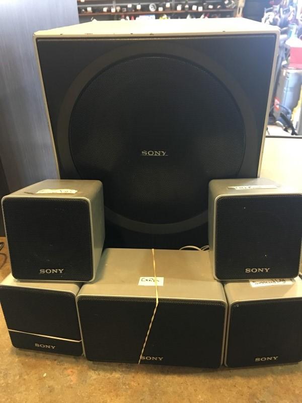 SONY Home Media System SPEAKER SYSTEM SS-SRP7000