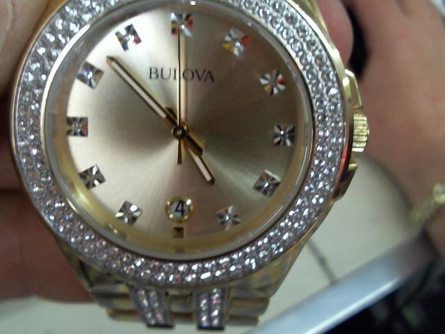 BULOVA Gent's Wristwatch C9601128